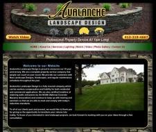 Avalanche Landscape Design