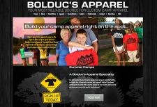 Bolduc's Camp Apparel